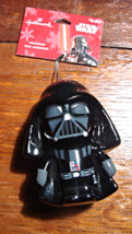 Darth Vader Christmas Ornament-2016-Hallmark - $5.50