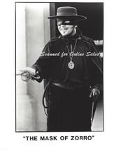 Mask of Zorro Anthony Hopkins 8x10 Press Photo - $9.99