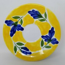 """Dansk ST. TROPEZ Saucer 7"""" Hand Painted from Portugal - $14.99"""