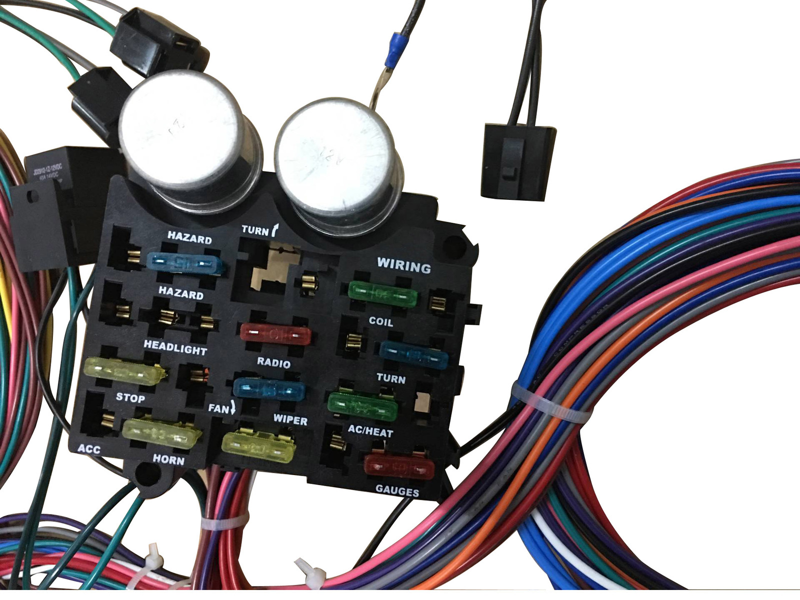 New 12 circuit wire harness kits 2