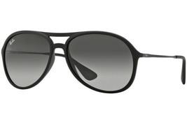 RAY BAN RB4201-ALEX-622-8G-59  Sunglasses Size 59mm 145mm 15mm Black Brand New - $86.39
