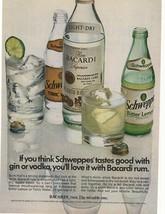 1972 Bacardi Rum Advertisement - $16.00