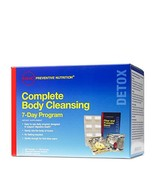 GNC Preventive Nutrition Complete Body Cleansing Program California Only... - $29.89