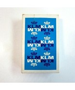 Vintage Blue KLM Royal Dutch Airlines Playing Cards - Max Velthuijs Desi... - $14.99