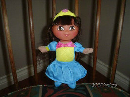 Dora The Explorer Stuffed Doll 2004 Fisher Price Mattel - $48.15