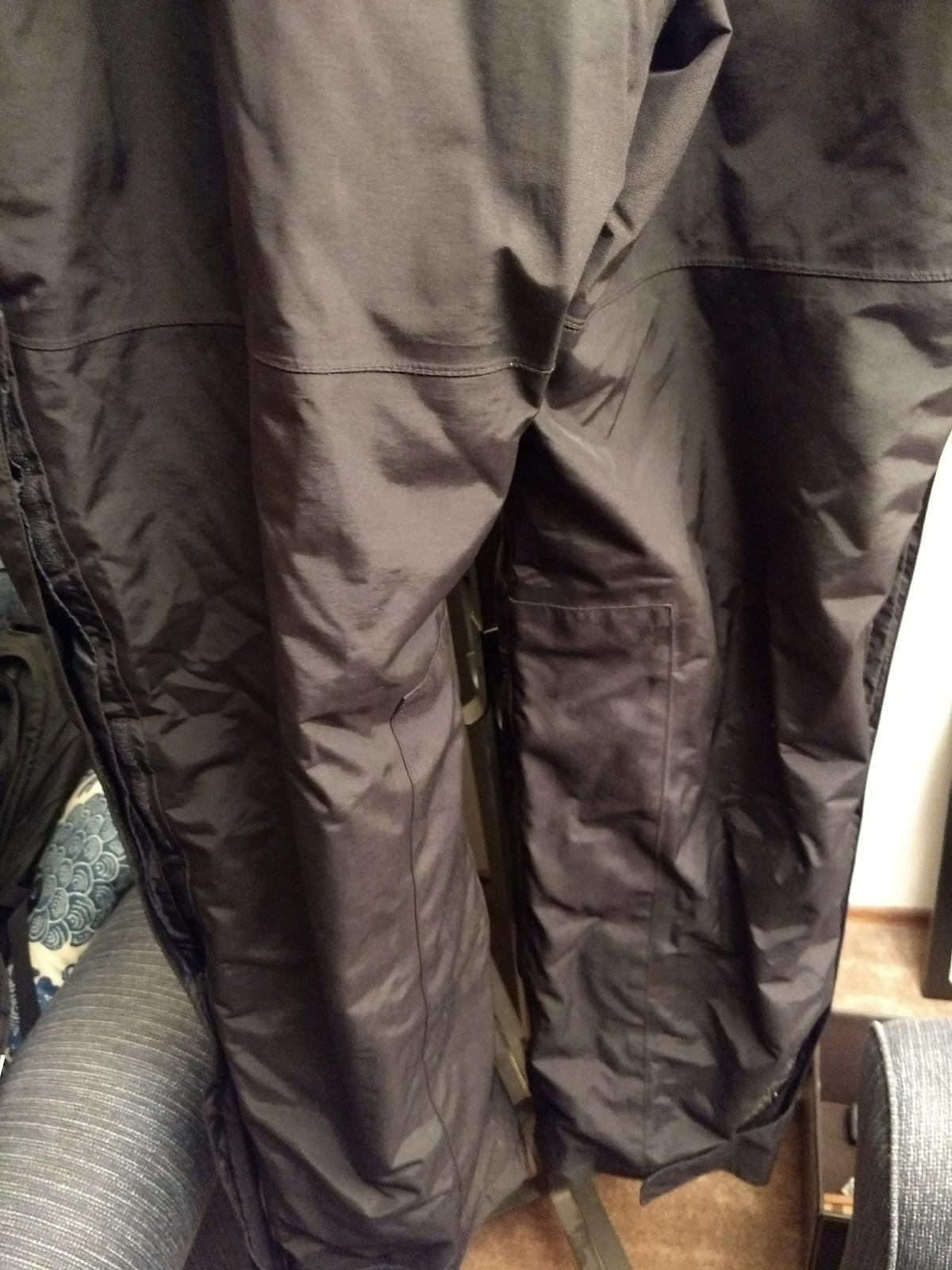 "FirstGear 42"" Textile Street Motorcycle Pantsss image 4"