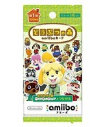 Animal Crossing amiibo card 1st series (1BOX 50 packs) Nintendo - $210.39