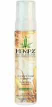 Hempz Citrine Crystal & Quartz Herbal Foaming Body Wash 8.5oz FREE Shipping - $10.95