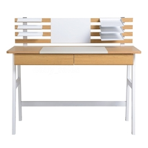 Contemporary Writing Computer Desk Vanity Make ... - $210.00