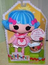 "Lalaloopsy Rosy Bumps 'N' Bruises Soft 9.5"" Doll New - $11.88"