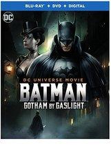 DCU: Batman: Gotham By Gaslight [Blu-ray+DVD+Digital, 2018]