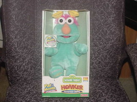 """14"""" Honker Sesame Street Plush Toy MINB Pal Of The Month Fisher Price 2000 - $98.99"""