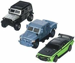 *Mattel 1/55 Fast and the Furious die-cast car 3 pack off-road Okutein TM - $46.11