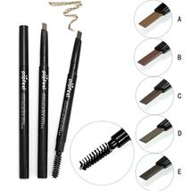 5 Colors 24 Hours Long-lasting Eyebrow Pencil Soft And Natural Fashion Eye - $1.99+