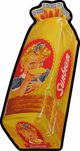 Sunbeam Bread Advertisement Plasma Cut Metal Sign - $39.95