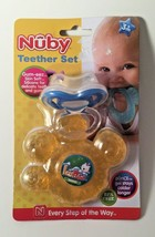 Nuby Teether Set Brand New in Package - $9.41