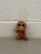 "Beanie Baby Babies Boos Bongo the Monkey 4.5"" McDonald's TY 2017 - $2.75"