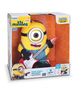 Disney Pixar Thinkway Toys Despicable Me Minion Rock 'n Roll Stuart with... - $85.00