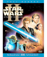 Star Wars Episode II: Attack of the Clones (DVD... - $8.00