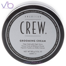 AMERICAN CREW (Grooming Cream, Extra Hold, High Shine, Styling Paste, 3oz) - $12.00