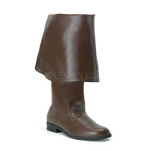 "FUNTASMA Maverick-2045 Series 1 1/2"" Heel Costume Shoe - Brown Pu - $77.95"
