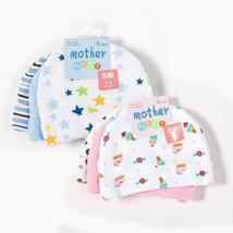 Baby Hats Cotton 3 pcs/lot 0-3 months Newborn Kids Infant Warm Beanie Cu... - $11.38