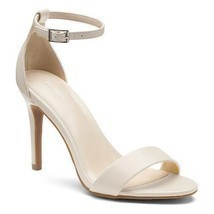 APT 9 Women's Size 10 White Fashion Open Toe Heels Dress Shoes/Sandals NEW - €25,65 EUR