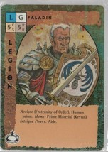 Two Paladin - Blood Wars Collectible Card Game - TSR - Legion - 1993. - $0.97
