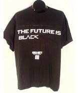 CALL OF DUTY, THE FUTURE IS BLACK, BLACK OPS, T-SHIRT MEN'S XL, EXTRA LA... - $12.95