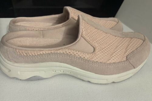 Easy Spirit Womens Hotrace Slip-On Shoe Round Toe Women's Size 6 M Pink - $45.42