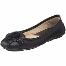 MICHAEL Michael Kors Fulton Moccasin Leather Shoes Black 10 - $99.99