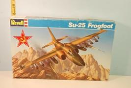 1:72 Frogfoot SU-25 Revell Model 1989 USA No. 4071 - $9.89