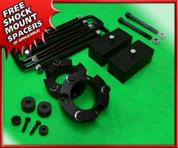 "For 05-20 Toyota Tacoma Full 3"" F + R Full Billet Lift Kit 4WD 6-Lug + D... - $145.00"