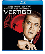 Vertigo [Blu-ray]  - $9.95