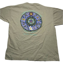 Vintage 90s Hanes Mens XL Animal Nature Wildlife San Diego Double Sided T Shirt  - £21.70 GBP