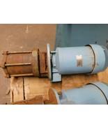 Fuji Coolant Pump VKS134AB 3-Phase 1.5kW Induction Motor - $313.59