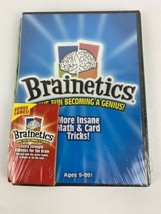 Brainetics - More Cool Memory Tricks! -  DVD New Sealed Playbook Included - $8.90