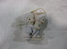 Our First Christmas Together Dated 1996 Precious Moments Ornament #183911 - $15.83