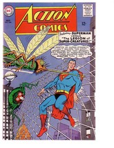 Action Comics #326 1965-SUPERMAN-WILD Insect Cover VG/FN - $37.83