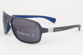 Tag Heuer 9304 Legend Matte Gray Blue / Gray Sunglasses 9304 103 - $175.42