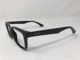 RAY-BAN MENS Eyeglasses RB7025 2000 53-17-145 Glossy Black CE54 - $65.32