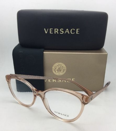 5ca9f27378f1 New VERSACE Eyeglasses MOD. 3237 5215 54-17 and 50 similar items