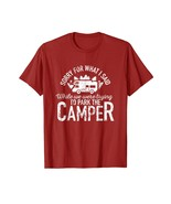 Dad Shirts - Sorry For What I Said While Parking The Camper RV T Shirt Men - $19.95+