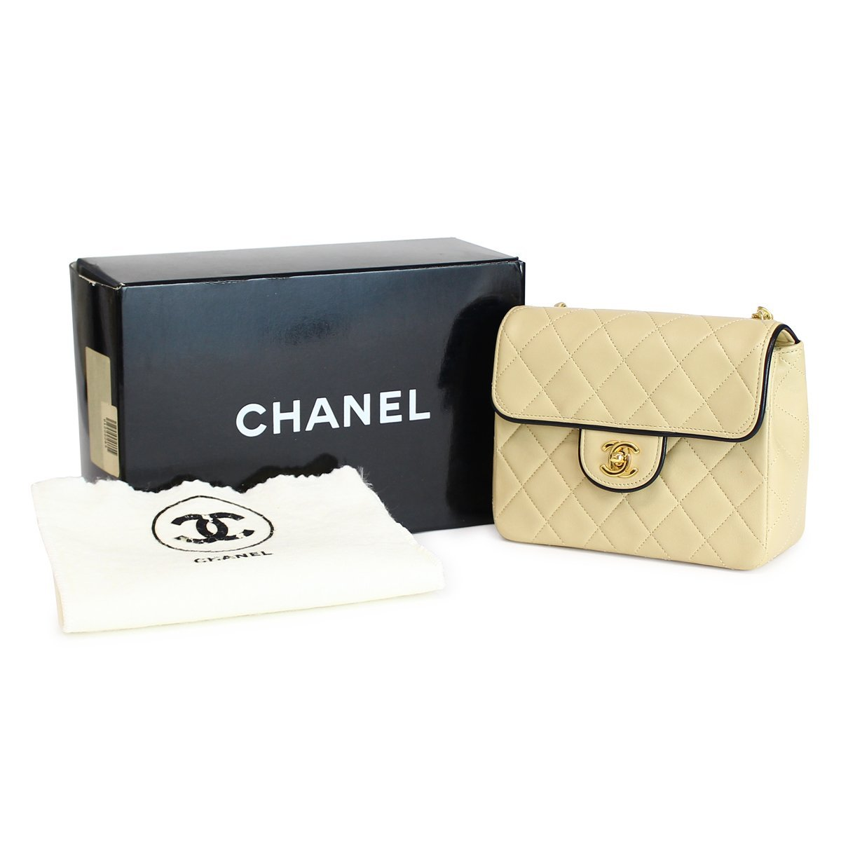 Authentic Pre-owned CHANEL Matelasse Flap Shoulder Bag