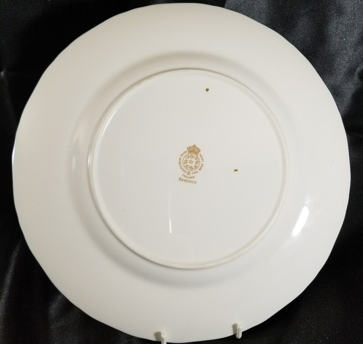 "Royal Worcester REGENCY Blue Dinner Plate 10 7/8"" (multiple available)"