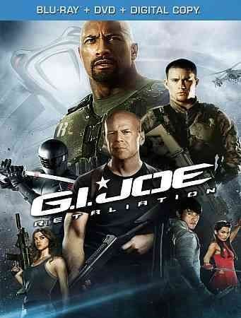 G.I. Joe: Retaliation (Blu-ray, 2013)