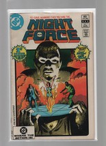 Night Force #1  - August 1982 - DC Comics - Genesis - Marv Wolfman. - $1.27