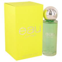 EAU DE COURREGES by Courreges Eau De Toilette Spray (New Packaging) 3 oz (Women) - $32.08