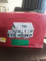 Sarah Plain and Tall Maine Home Hallmark House Replica 1994 - $15.79