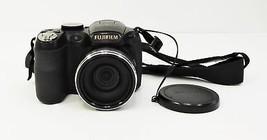 Fujifilm FinePix S Series S2800HD 14.0 MP Digital Camera - Black - $99.99